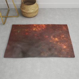 The Passion Of Fire Rug