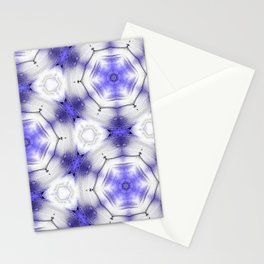 Purple Passion Pattern 7 Stationery Cards