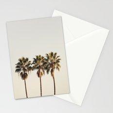 Golden Palms Stationery Cards
