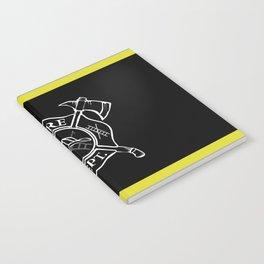Firefighter Home Notebook