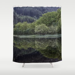 Scottish Reflections Shower Curtain