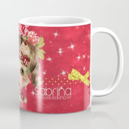 SABRINA - MUNCHKIN - BAKING ELF  Coffee Mug