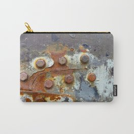 Rusty Bolts Carry-All Pouch