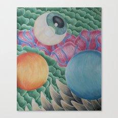 Formlessness Canvas Print