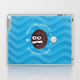 El Coco illustration Laptop & iPad Skin