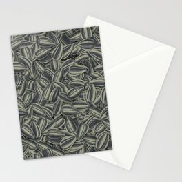 Pipas Mania (Spanish for sunflower seeds) Stationery Cards