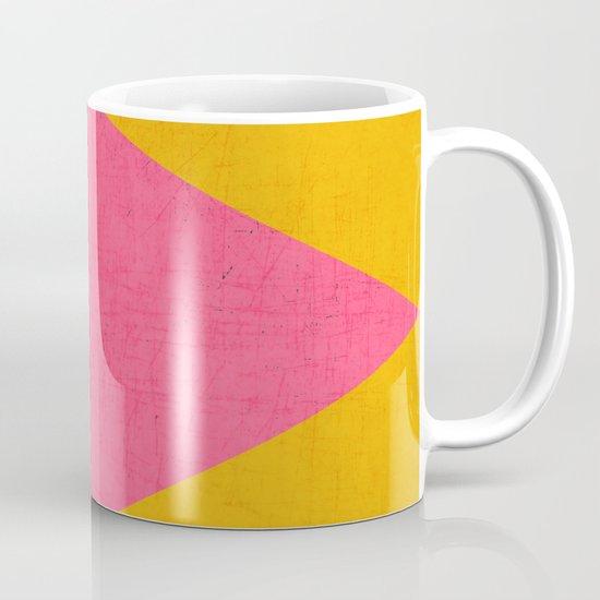 summer triangles Mug