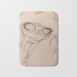 ghost Ani Bath Mat