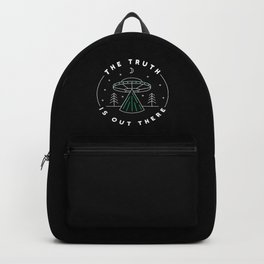 The truth is out there Backpack