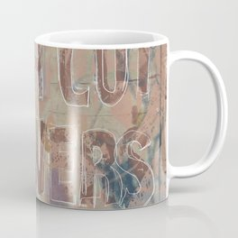 Fresh Cut Flowers - Mixed Media - Digital Art Coffee Mug