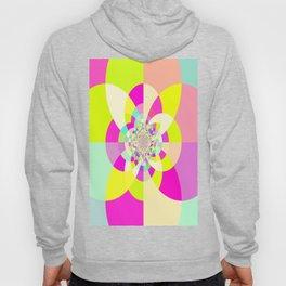 Bright & Pastel Kaleidoscope Hoody