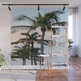 Lauderdale Palms Wall Mural
