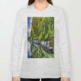 Little Venice London Art Long Sleeve T-shirt