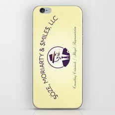 Consulting Criminals iPhone & iPod Skin