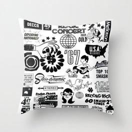 Another Top Ten Smash Hit! Throw Pillow
