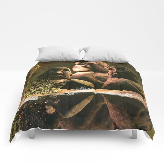 The forgotten world Comforters