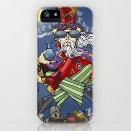 the dreamweavers potion iPhone Case
