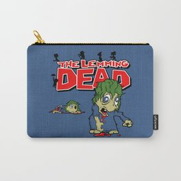 The Lemming Dead Carry-All Pouch