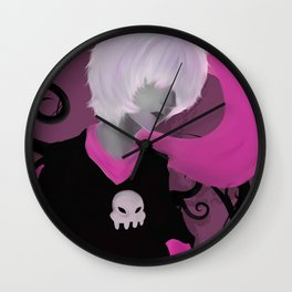 Grimdark Wall Clock