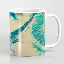 Sandy Waves Coffee Mug