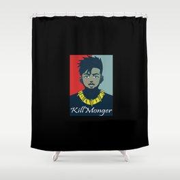 Kilmonger Shower Curtain