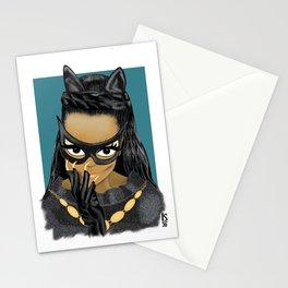 Eartha Kitt, Actress Stationery Cards