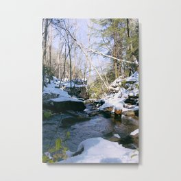Cloudland Canyon  Metal Print