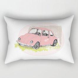 VW-Käfer Rectangular Pillow