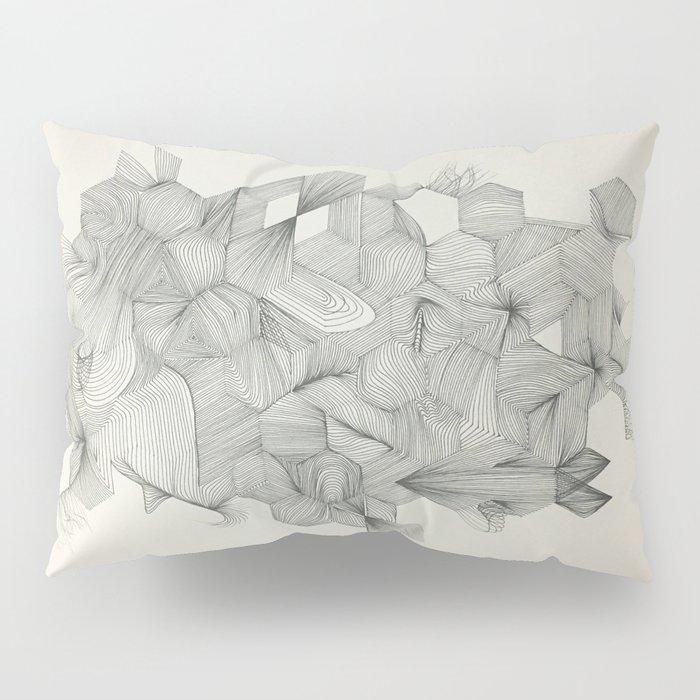 Embrace your randomness Pillow Sham