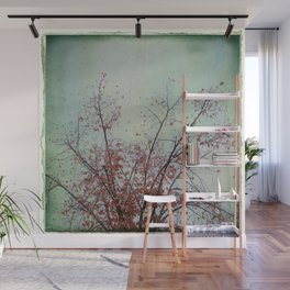 Nature has arms for those who need a hug Wall Mural