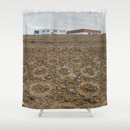 Eastoke 01 Shower Curtain