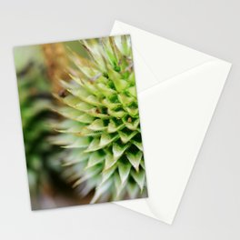 An Open Heart Can Find Beauty in Unexpected Places Stationery Cards