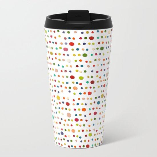 PIEDRA Metal Travel Mug