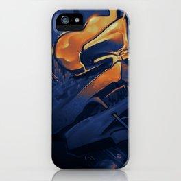 Wildstyle Close-Up - 18 Gran Canaria iPhone Case