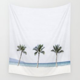 Palm trees 6 Wall Tapestry