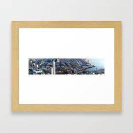 Grand Mr. Smith Framed Art Print
