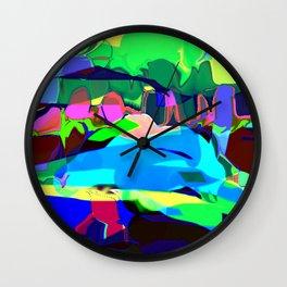 Land of Hope Wall Clock