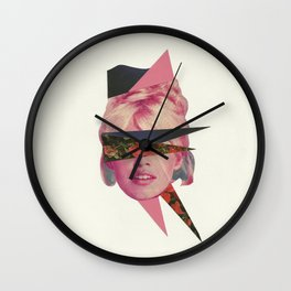 Coffee, Tea or Me? Wall Clock