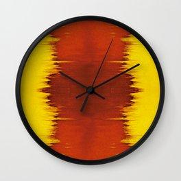 Sound energy Wall Clock