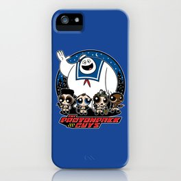 The Protonpack Guys iPhone Case