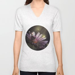 Bathing Under the Moonlight Unisex V-Neck