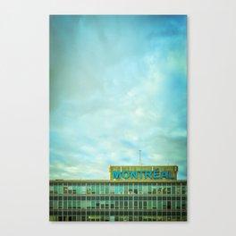 YUL Canvas Print