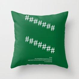 DECORATION - FontLove - CHRISTMAS EDITION Throw Pillow