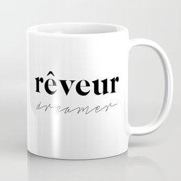 French Dreamer Coffee Mug