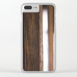 carrizos Clear iPhone Case