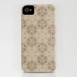 Woodstock Vibes iPhone Case
