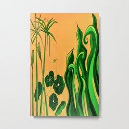 Fabulous foliage 3 from the enchanting Mediterranean garden Metal Print