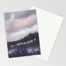 Winter II Stationery Cards
