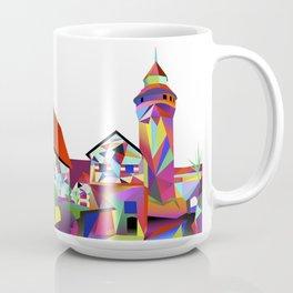 Sinwellturm Nuremberg Coffee Mug