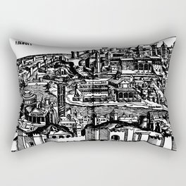 Rome 1490 Rectangular Pillow